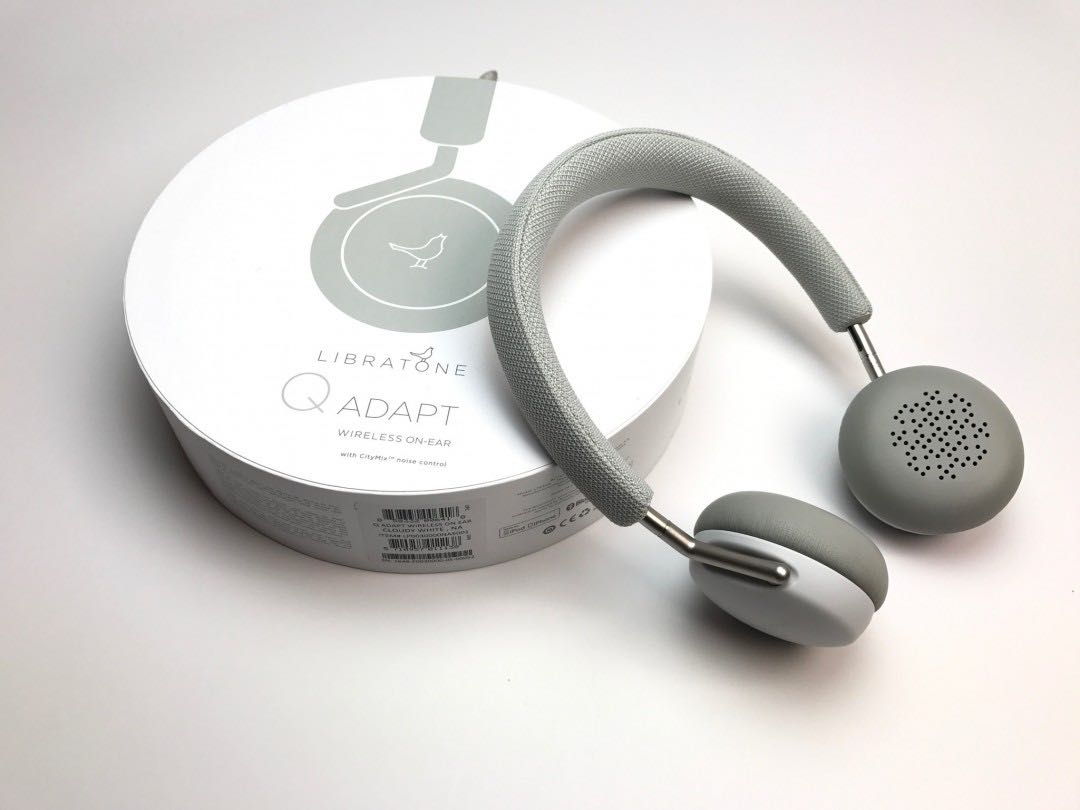 q adept wireless on-ear indhold