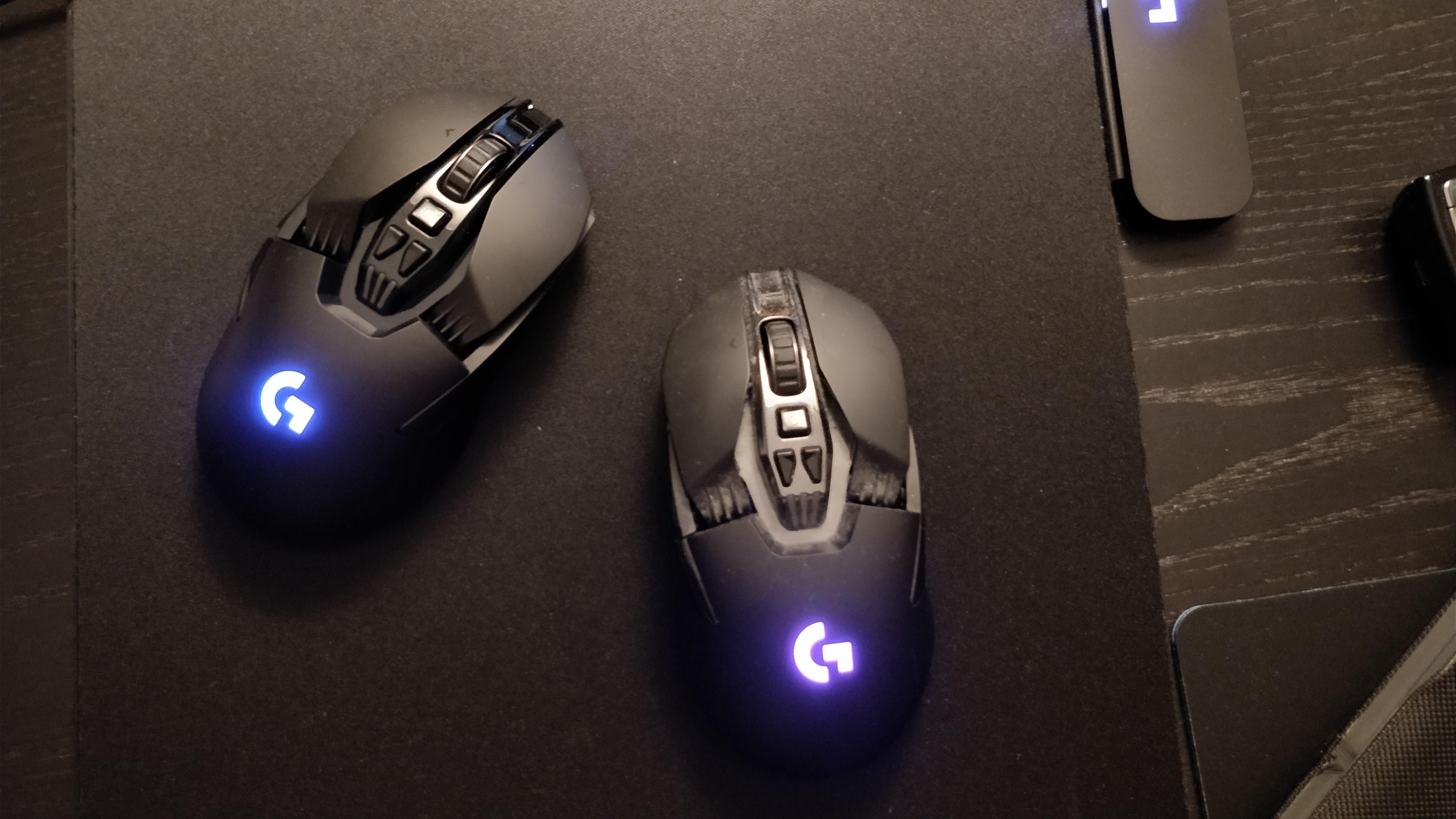 Hvilken mus er G900 Chaos Spectrum, og hvilken er G903?