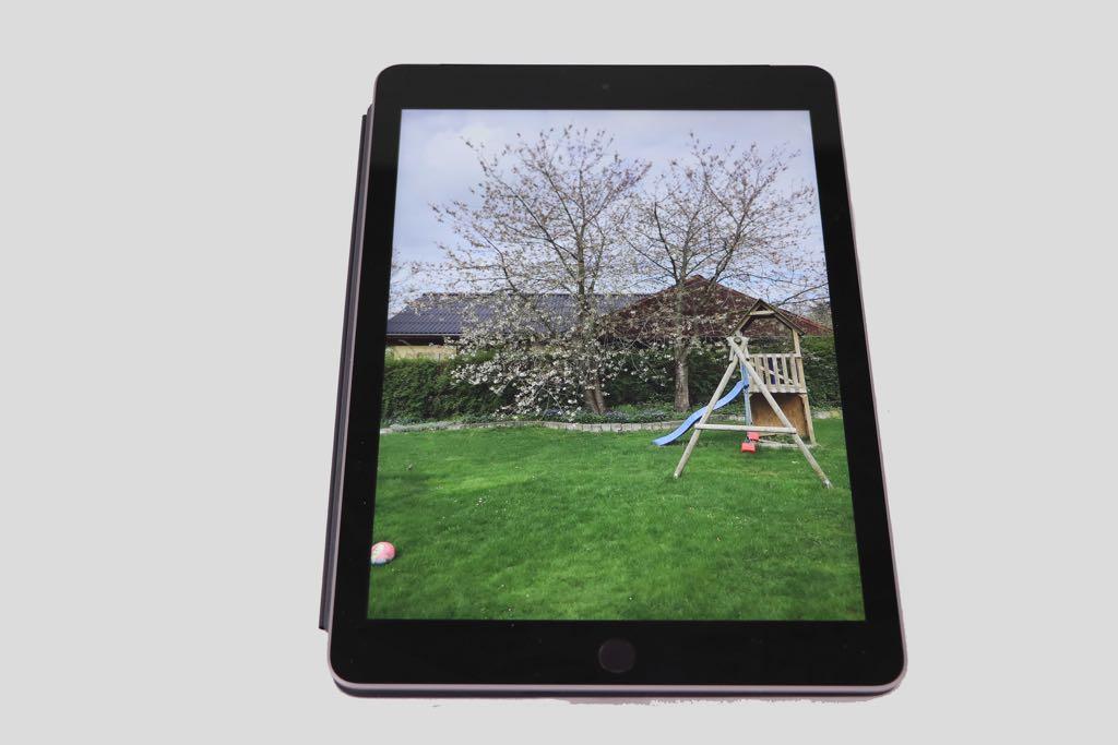 Den nye iPad 9,7