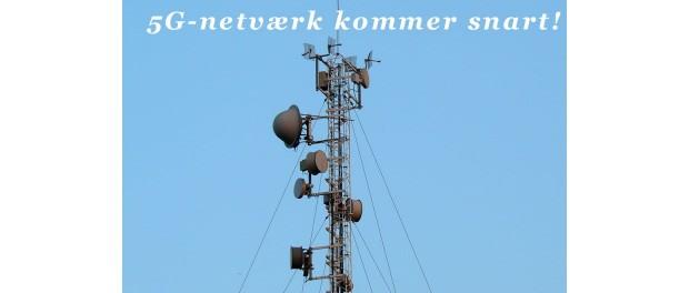 5g netværk
