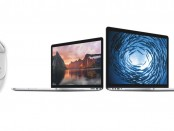 Apple Watch og MacBook