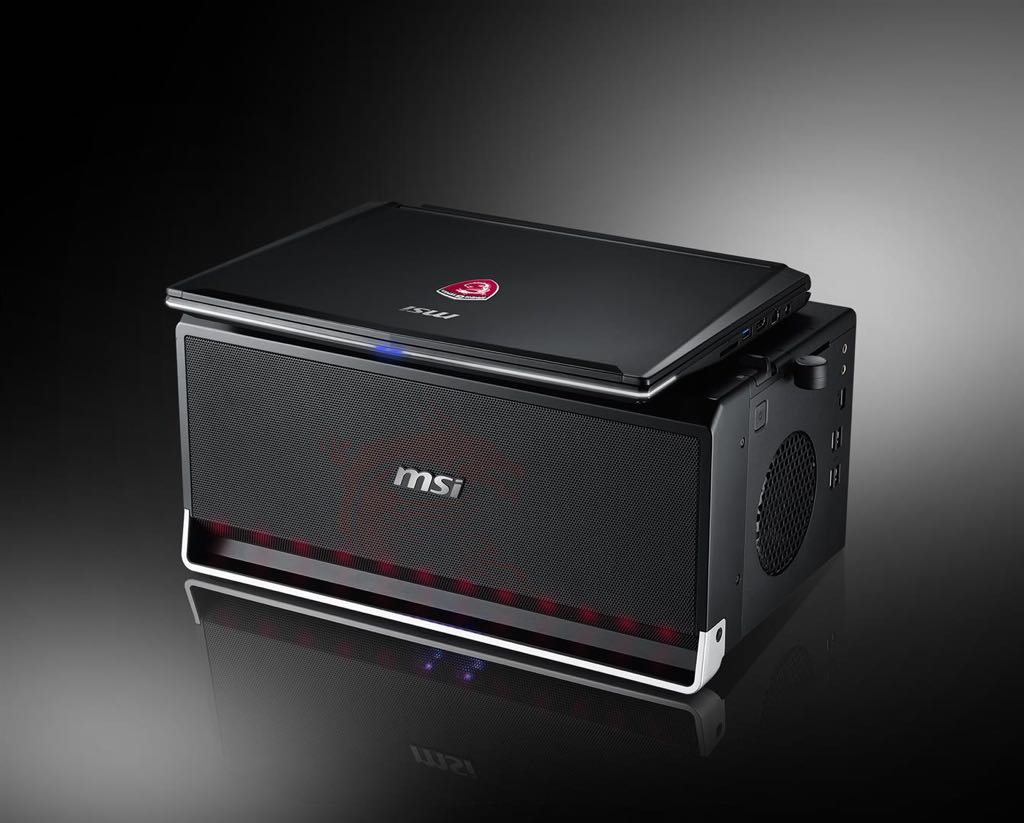 Gaming dock, GS30 2M Shadow