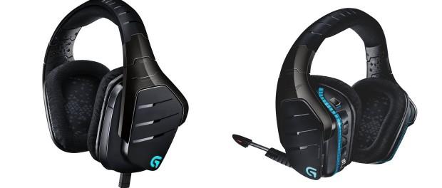 Logitech G633 og G933