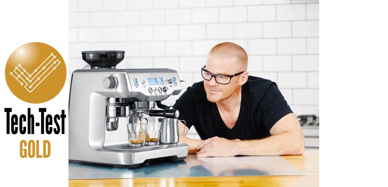 Suveræn espressomaskine til hjemmet | Tech-Test
