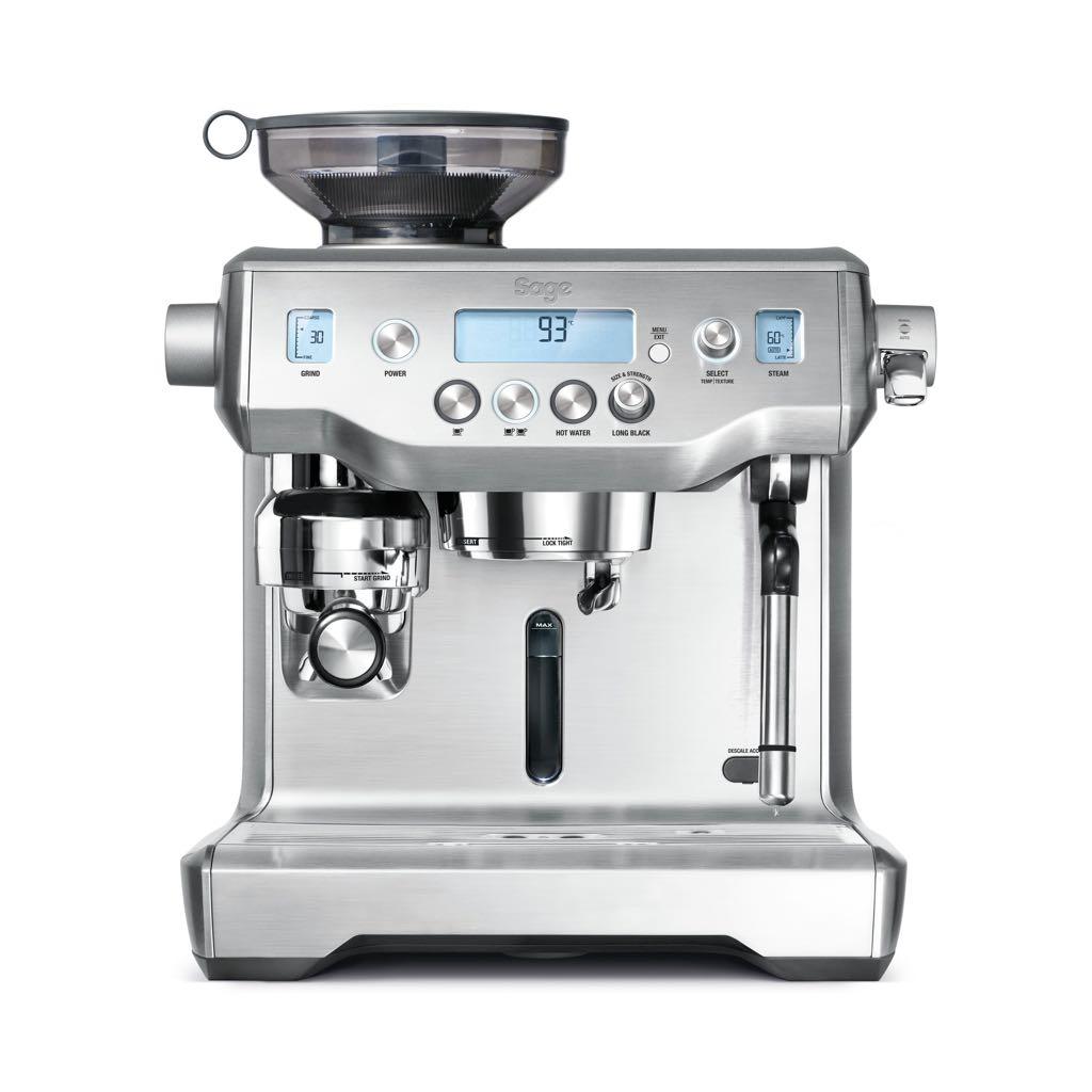 cappuccino maskine test
