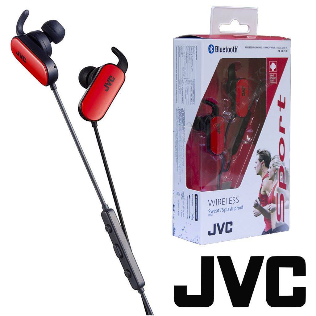 jvc wireless