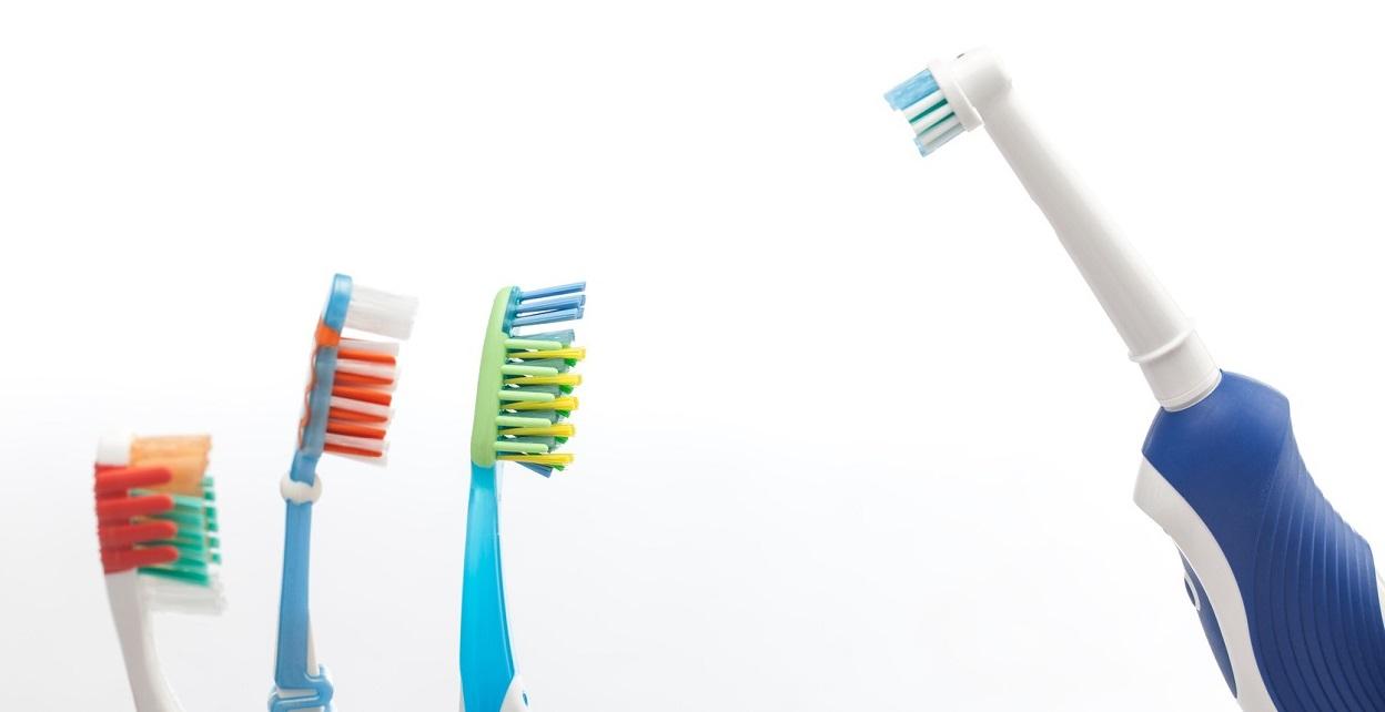 colgate tandbørste med batteri