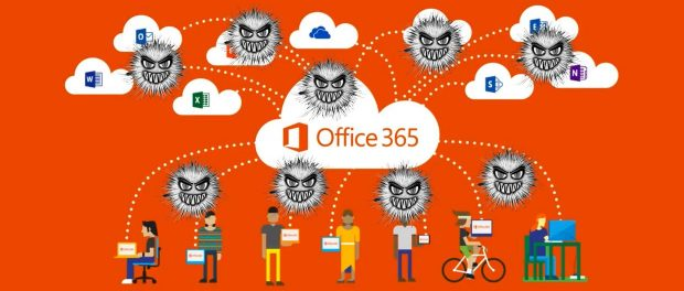 ransomware office 365