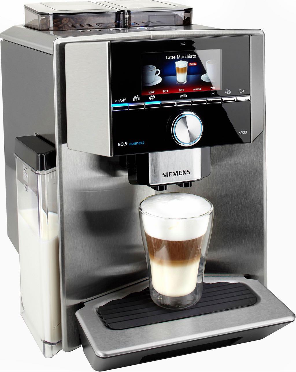 Rask Test af EQ.9 connect s900: Dyr men fantastisk espressomaskine NA-11
