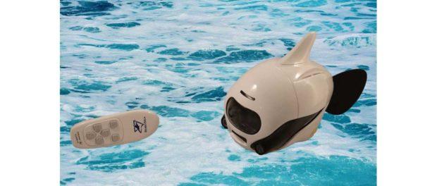 BIKI - undervandsdrone. Foto: Lars Bennetzen