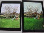 "iPad 9.7"" og MediaPad M5. Foto: Lars Bennetzen"