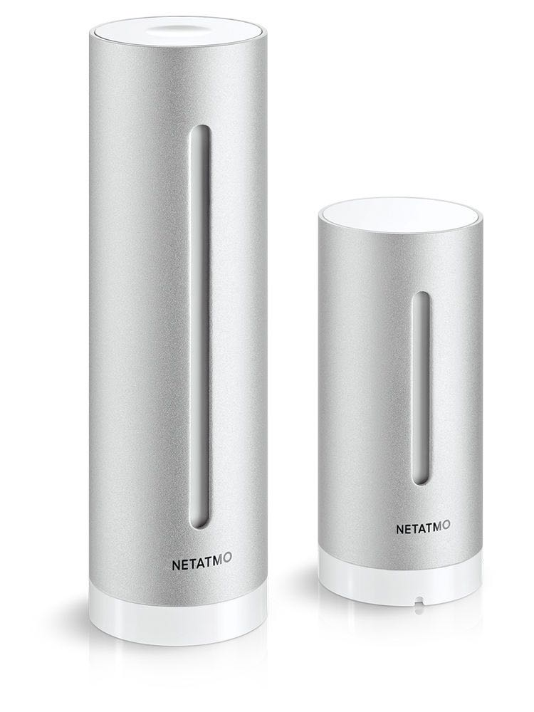 NetAtmo Personal Weather Station - basestation