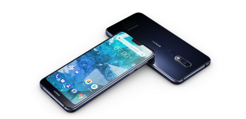 nyeste nokia smartphone