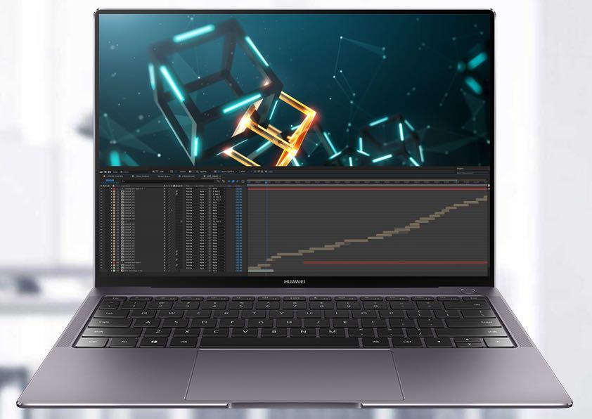 Matebook X Pro. Foto: Huawei