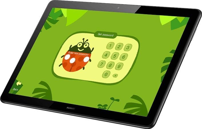Huawei MediaPad T5. Foto: Huawei