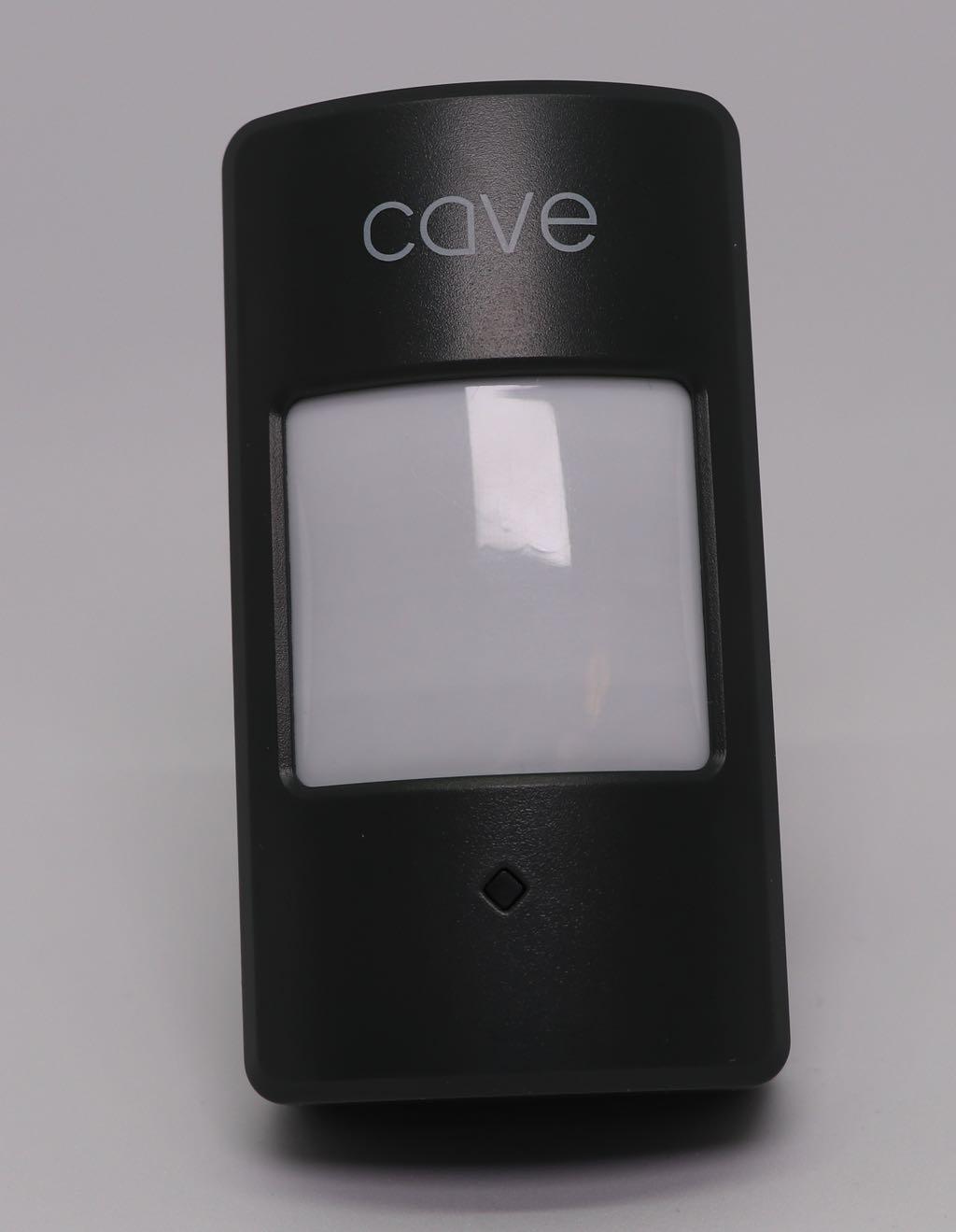 Veho Cave bevægelsessensor. Foto: Lars Bennetzen