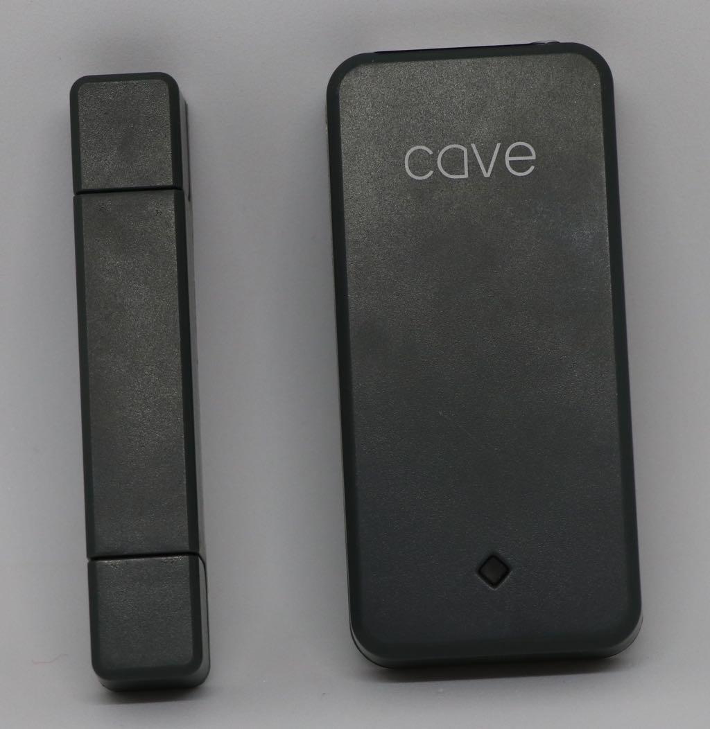 Veho Cave dør/vinduessensor. Foto: Lars Bennetzen