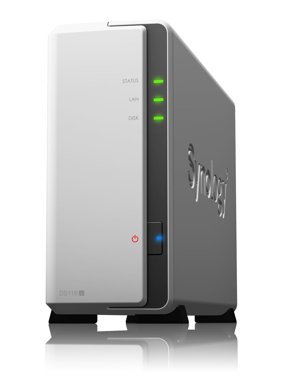 Synology DS119J. Foto: Synology