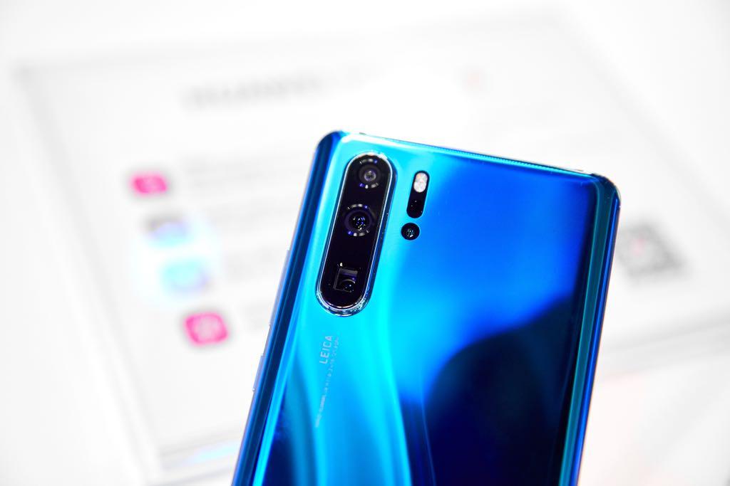 P30 Pro. Foto: Huawei