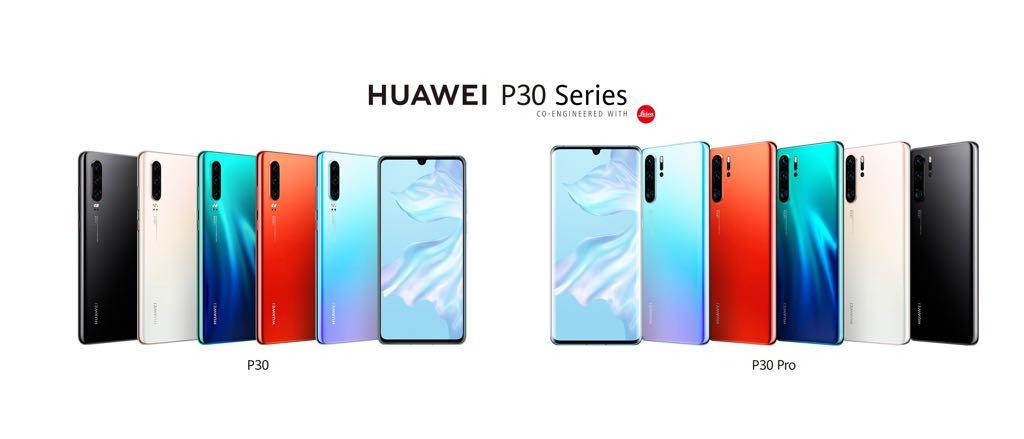 Huawei P30 Pro. Foto: Huawei