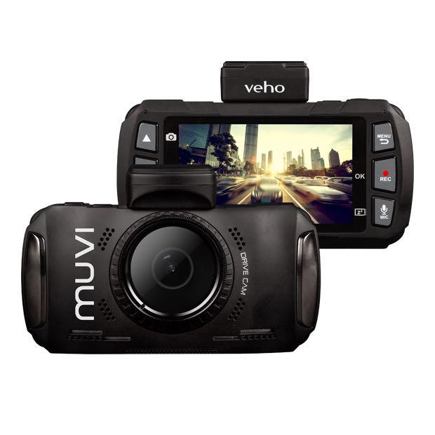 Veho Muvi Drivecam er et godt dashcam, der er let at bruge når det først ser sat op. Det virker hver gang, og er ganske nydeligt at se på.