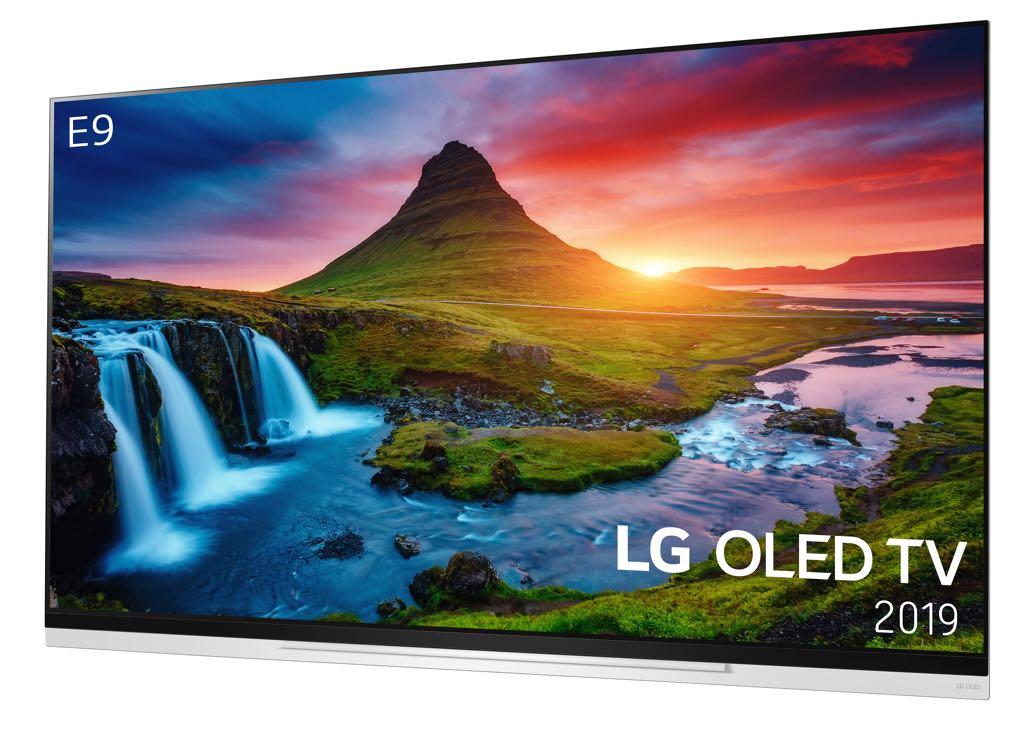 OLED65E9. Foto: LG